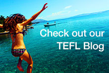 Check out our TEFL Blog