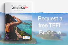 Request a free TEFL Brochure